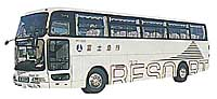 貸切バス一例