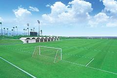グアムレオパレスサッカー場