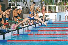 グアムレオパレス競泳