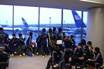 1日目空港